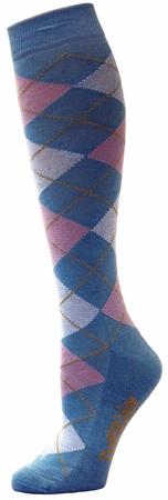 TR Bamboo Argyle Socks