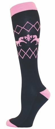 EC Ladies Dillon Bamboo Knee High Socks