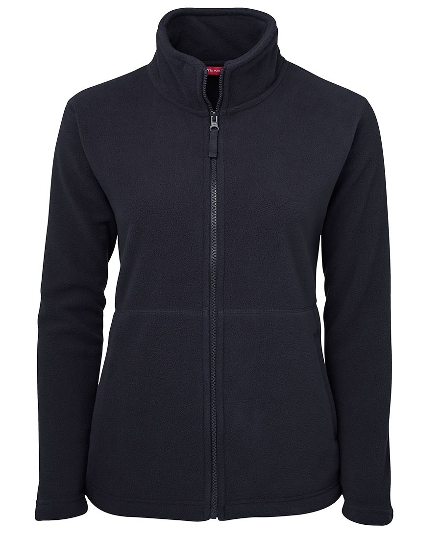 KDARC Micro Polar Fleece Top with Full Zip