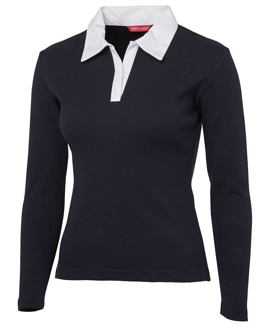 JB Ladies Fitted Rugby