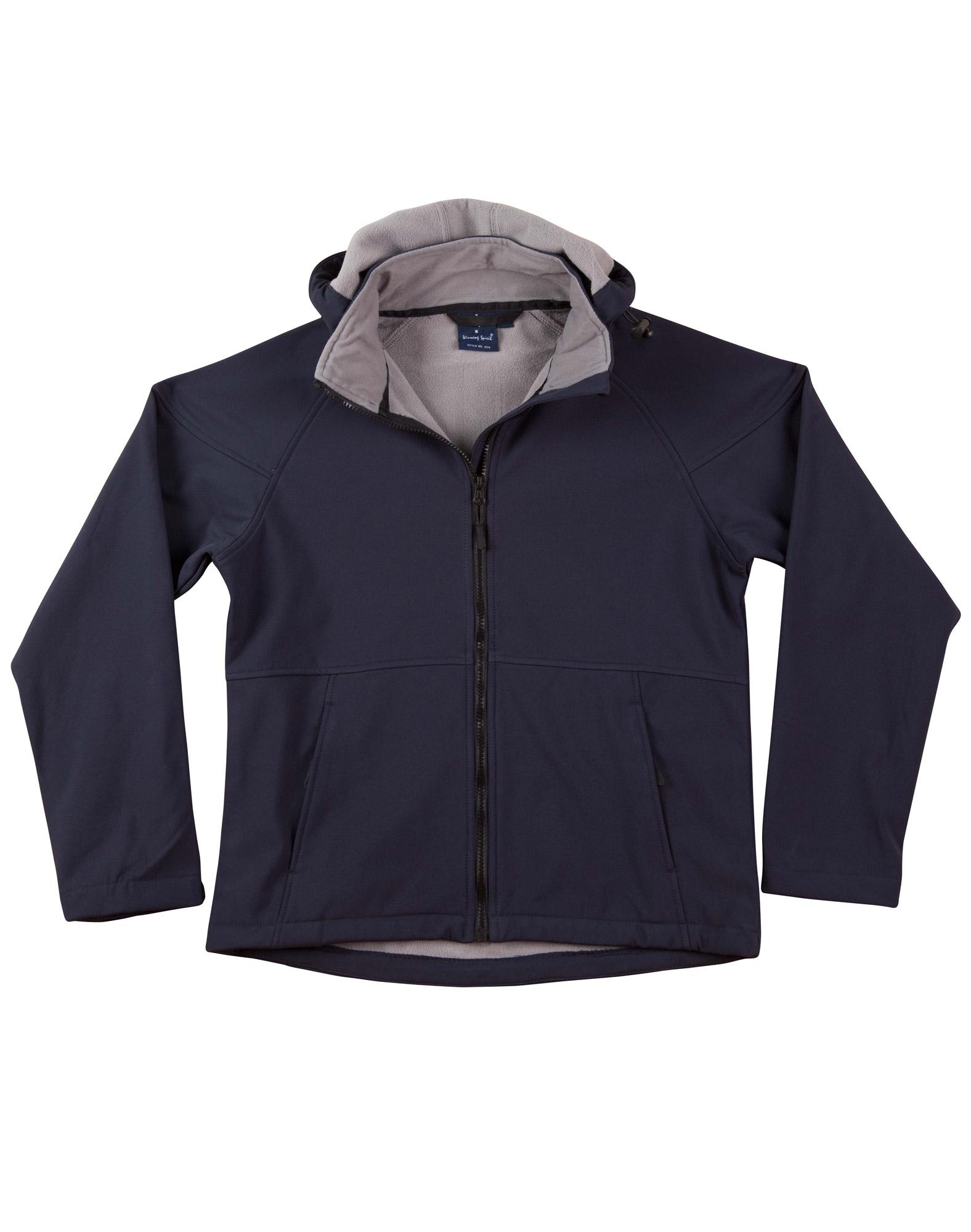 KDARC Hooded Softshell Jacket