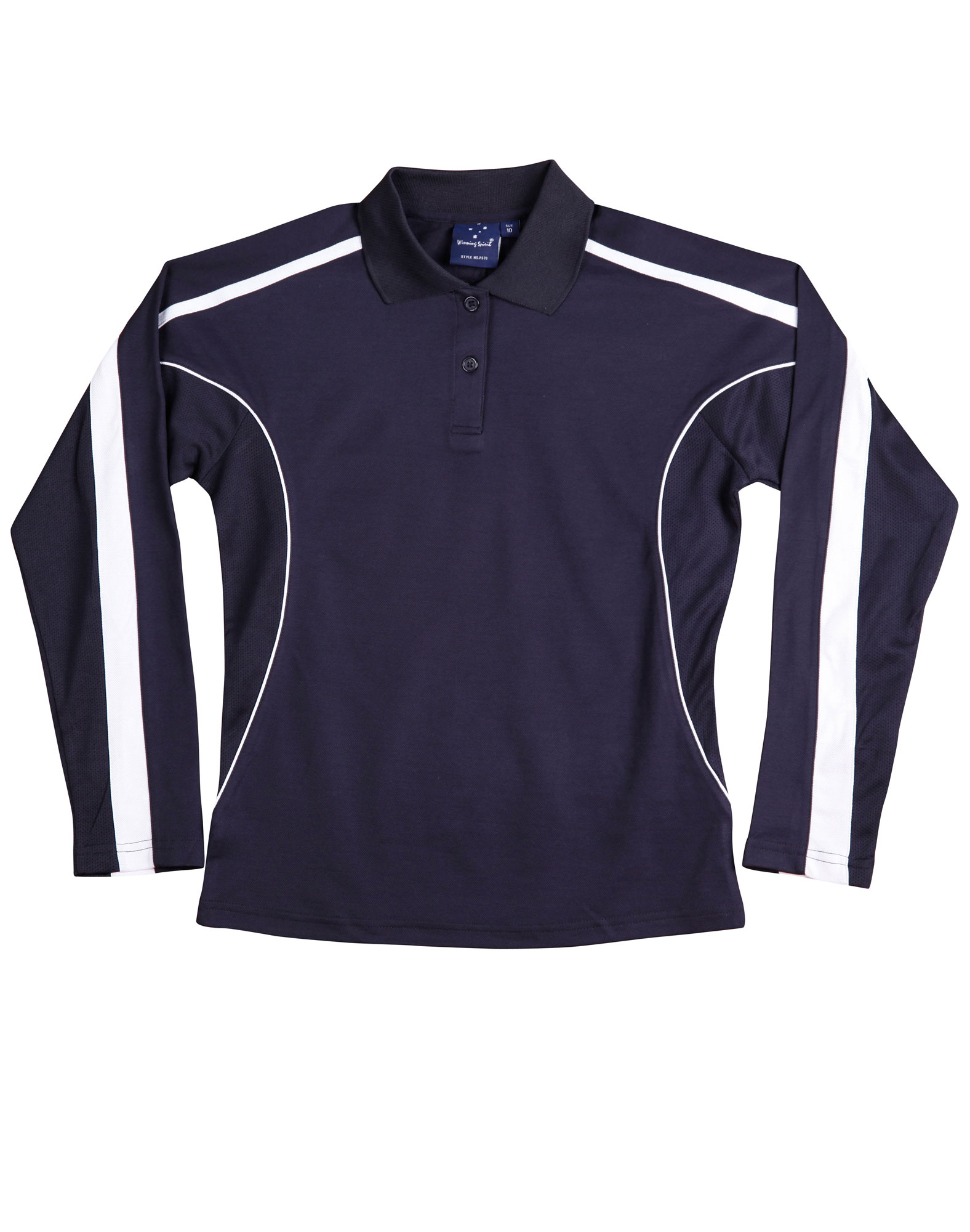 KDARC Long Sleeve Polo