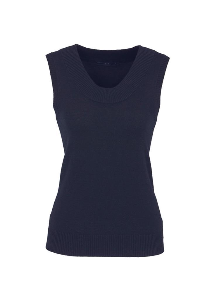 KDARC Ladies Wool Rich Vest