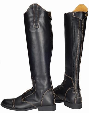TuffRider Ladies Natasha Leather Field Boots