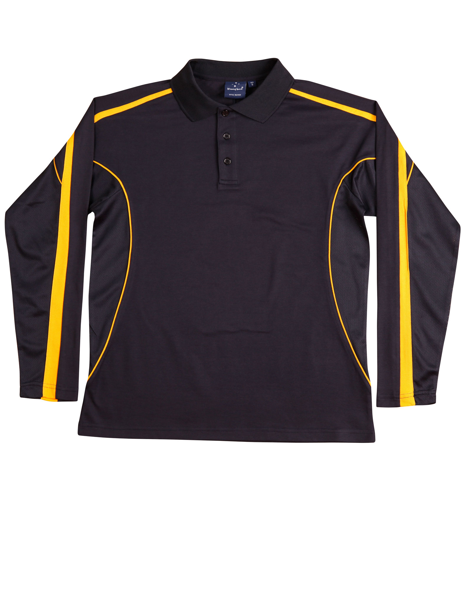 KDPC Long Sleeve Polo Adults